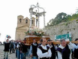 Processione Notturna dell'Immacolata a Calatafimi Segesta