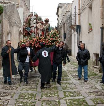 Processione dei Misteri di Erice 2015