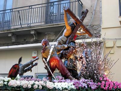 Itinerario 2017 processione dei Misteri di Trapani