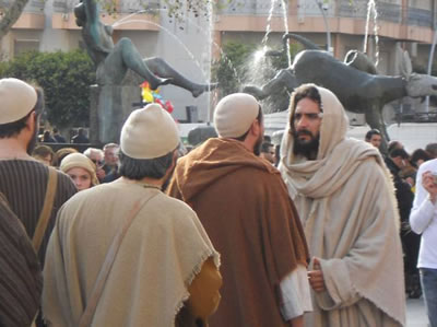 2016 Procession of the living Mysteries of Marsala
