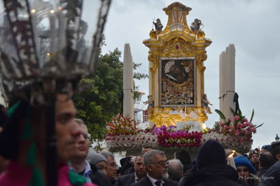 Procession of the Madonna