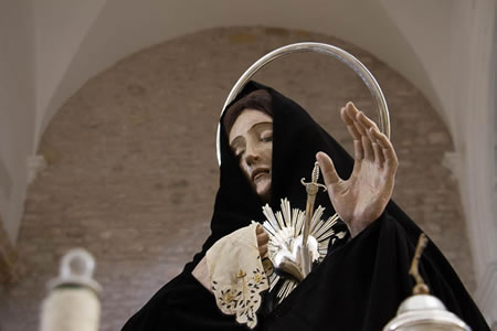 Procession of Mysteries of Erice - Itinerary 2018