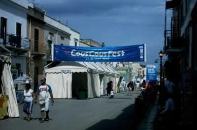 Programma Cous Cous Fest 2012