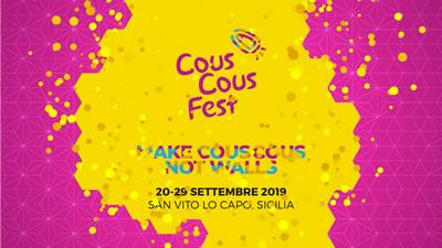 Programma Cous Cous Fest San Vito lo Capo 2019