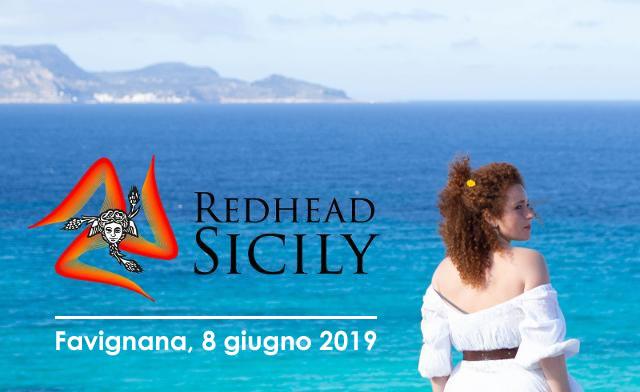 Redhead Sicily Festival a Favignana