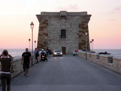 Torre di Ligny reborn in Trapani