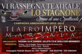 San Francesco the musical April 20, in Marsala