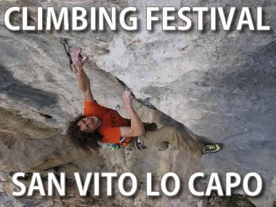 2016 Climbing Festival in San Vito lo Capo
