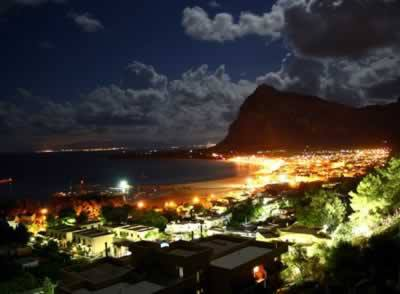 San Vito Lo Capo by night