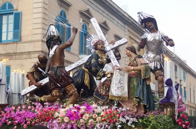 2016 descent of the Mysteries of Trapani