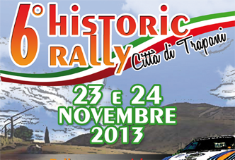 Sixth edition of the Historic Rally in Trapani