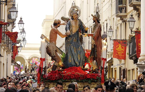 Holy Week 2021 in Trapani