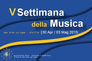 2015 music week in San Vito lo Capo