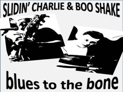 Slidin Boo Charlie and Shake, jazz event in Castellammare del Golfo