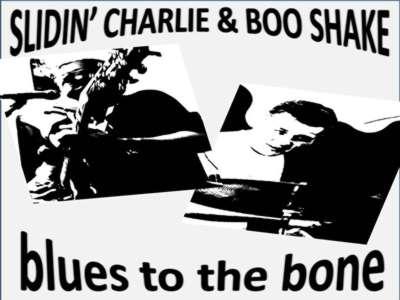 Slidin Charlie e Boo Shake, evento jazz a Castellammare del Golfo