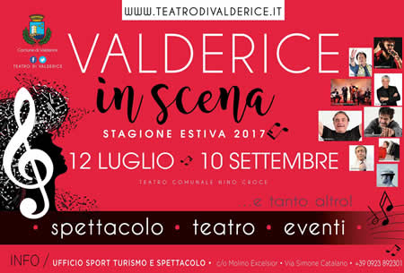 Stagione Teatrale a Valderice 2017