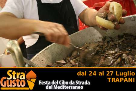 2014 Stragusto Trapani 2014. Italian street food italiano goes on stage