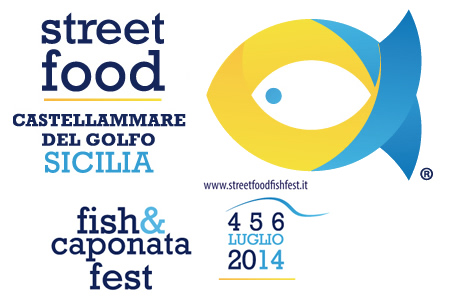 Street Food, Fish & caponata Fest a Castellammare del Golfo