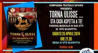 Come back Ulysses, this home awaits you - Theatre Marsala