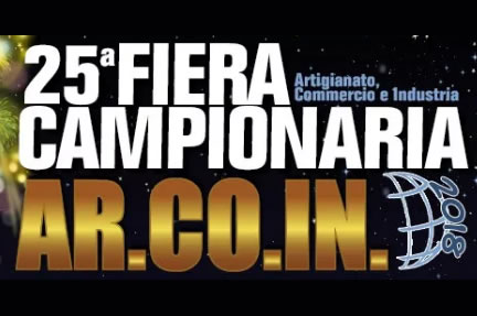 The ARCOIN returns to Trapani 2018