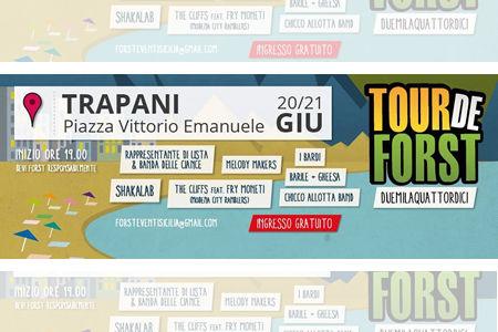 Tour de Forst a Trapani: musica e birra per tutti!