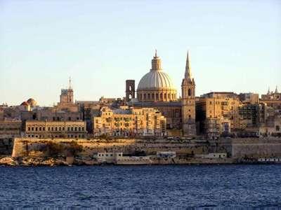 Trapani Malta with 24 euros