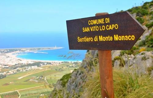 San Vito lo Capo trekking