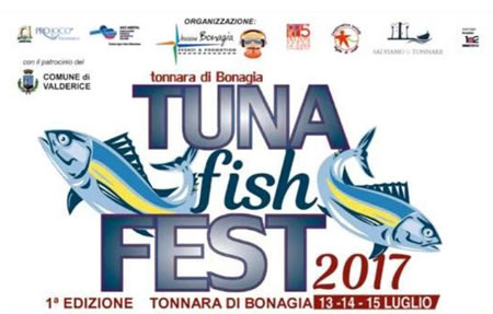 2017 Tuna Fish Fest in Bonagia