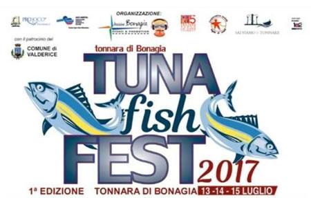 Tuna Fish Fest 2017 a  Bonagia