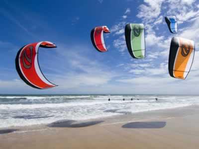 Tutto pronto a Marsala per il mondiale kitesurf.