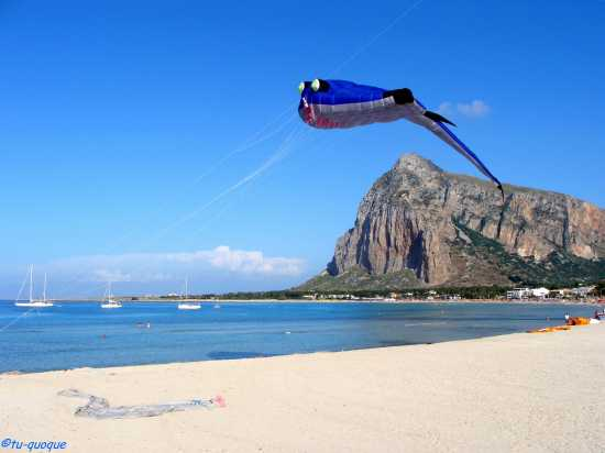 4th International Kite Festival of San Vito Lo Capo is finishing
