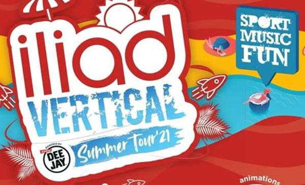 Vertical Summer Tour di Radio DJ a San Vito lo Capo