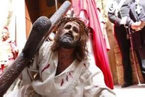 Via Crucis a Marsala per il Giovedì Santo.