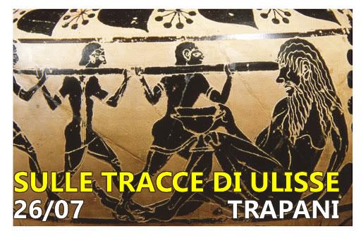 Walking tour sulle tracce di Ulisse a Trapani