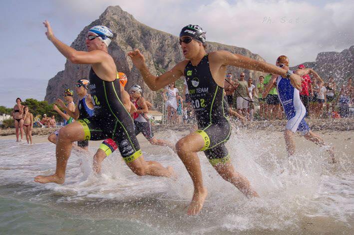 XII Triathlon Sprint a San Vito lo Capo