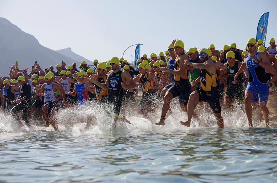 XIV edizione Triathlon Sprint a San Vito lo Capo