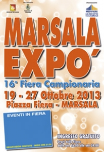 XVI fiera campionaria Marsala Expo´ 2013