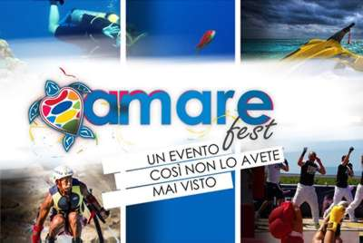 aMareFest in Marsala: sea , sport and adrenalin