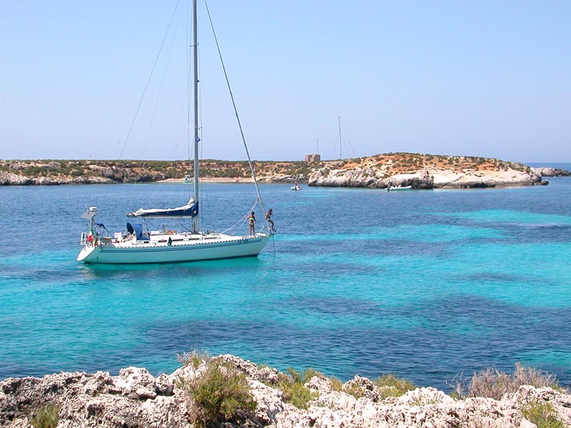 Start today's ''Ulysses trip'' in Favignana