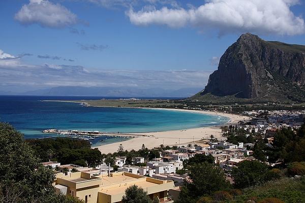 Scopello-Erice: Sicily in all seasons