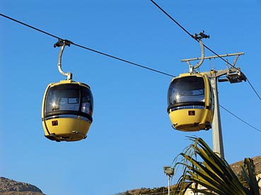 Record attendance for the cable car to Erice in August