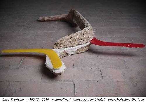 fino al 31.X.2010 Luca Trevisani Favignana (tp), Ex Florio