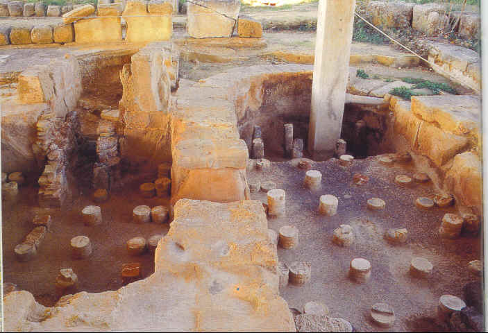 MARSALA - Ancient thermal plant found