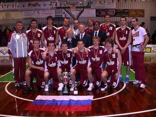 Eurocup Trapani 2010