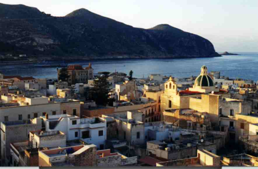 Christmas events in Favignana