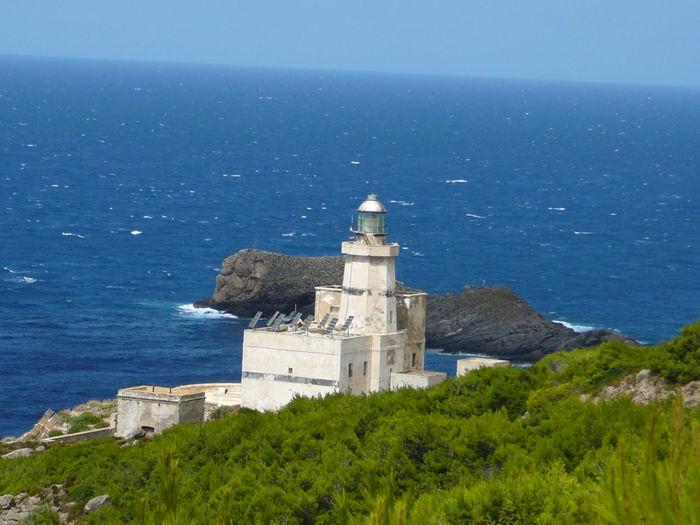 Lighthouse of Marettimo - Favignana - Punta Libeccio
