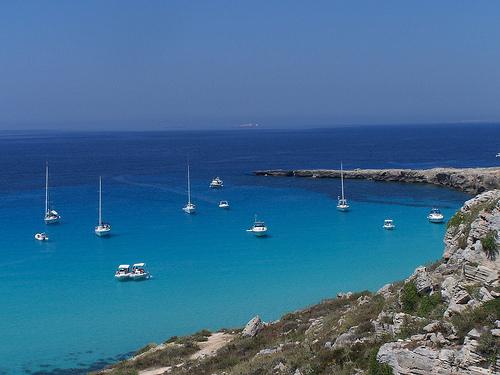 Isole Egadi, mare e relax