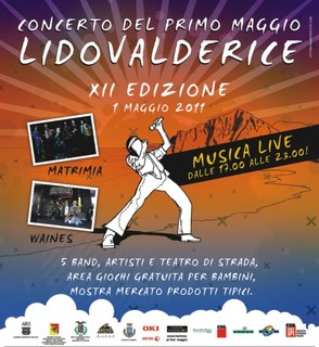 Concert for the 1st of May in Trapani
