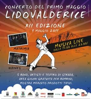 Concerto del 1 maggio a Trapani