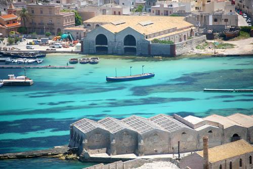 Favignan island